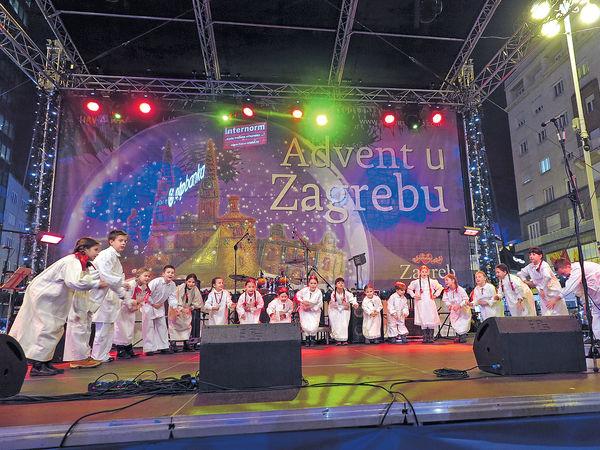 克羅地亞過聖誕 逛歐洲最年輕市集