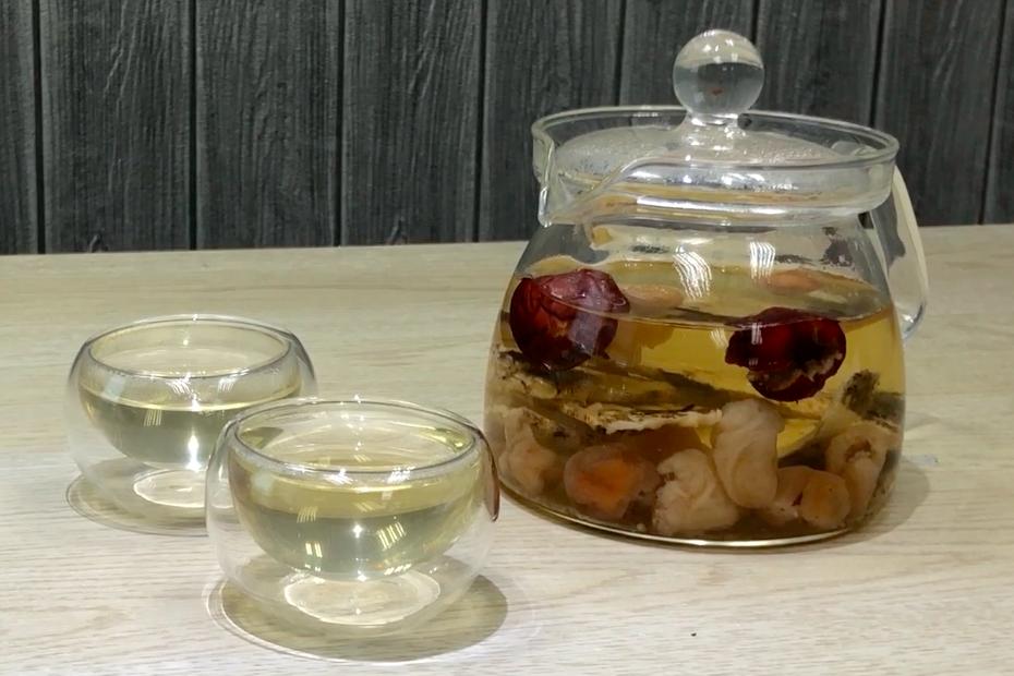 氣血虛寒暖身法寶 北芪桂圓茶
