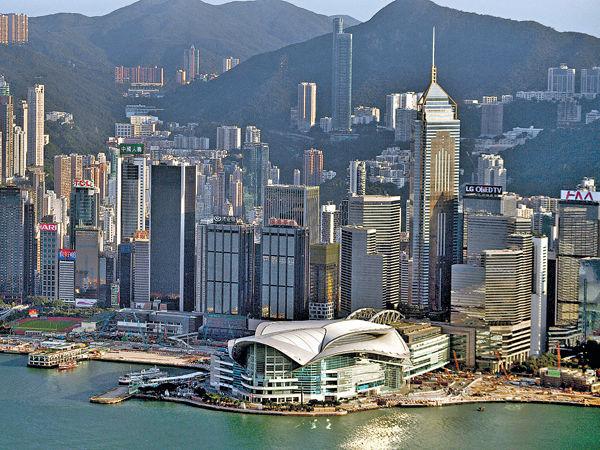 香港的人類發展指數