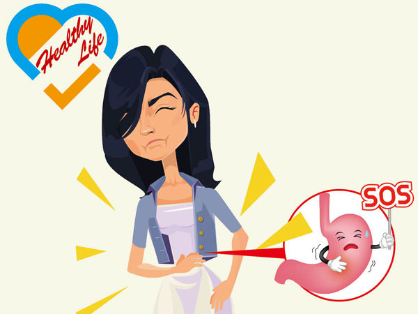 食無定時壓力大 胃癌找上門