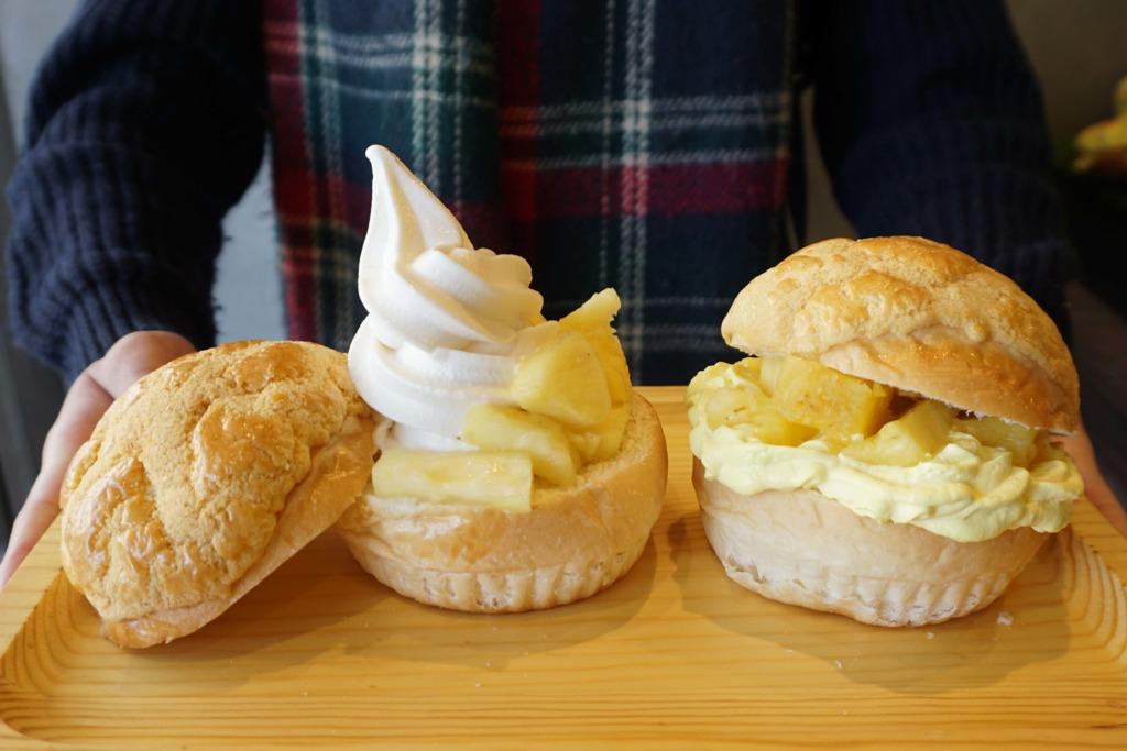 美食車進駐地鋪!軟雪糕菠蘿包+沙嗲牛包