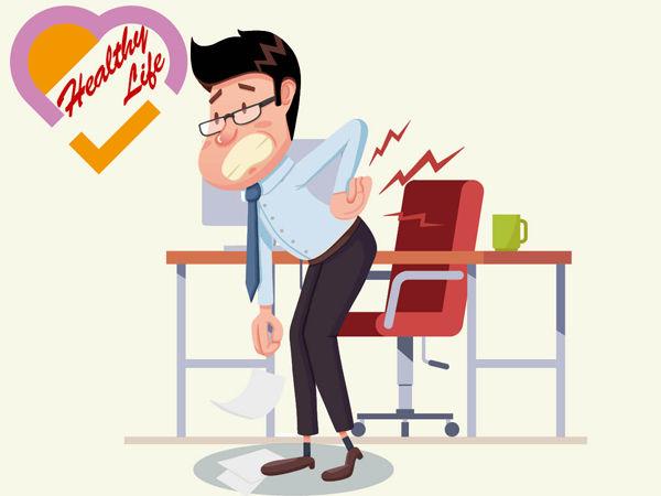 腰背痛唔一定勞損 或隱疾警號
