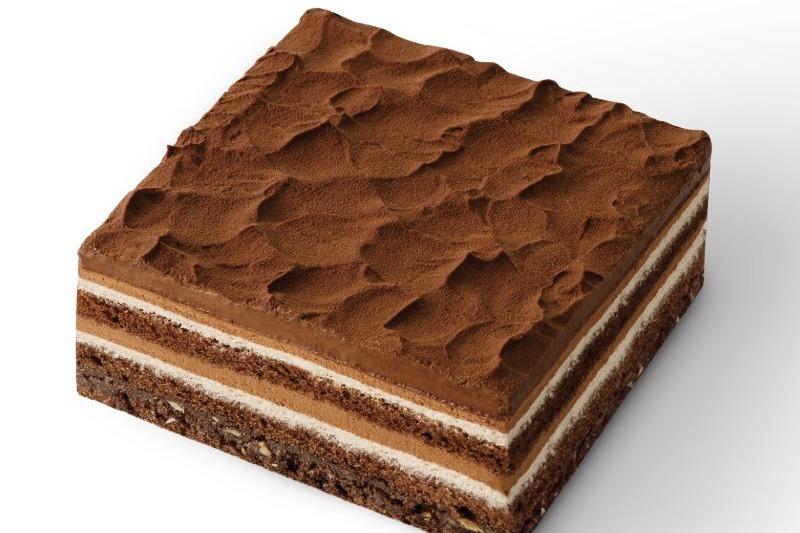 美心新推比利時朱古力蛋糕 粒粒榛子+濃滑慕絲