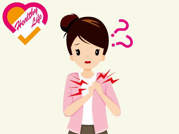 乳腺增生作怪 乳房脹痛勿過慮