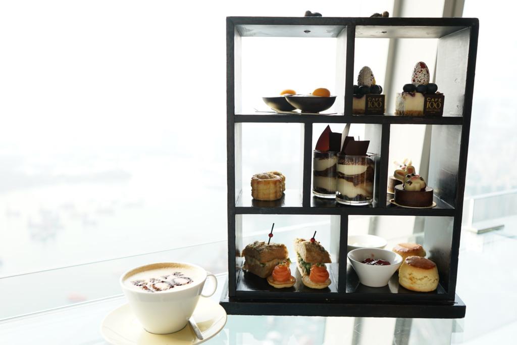 100樓高空歎下午茶 食勻3款復活節甜品