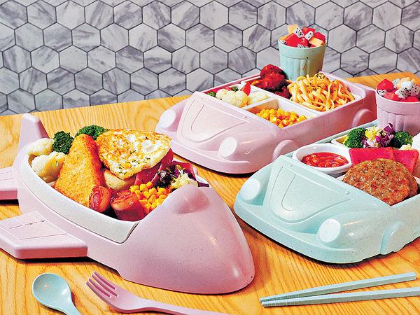 食+玩 9千呎親子餐廳 創意料理