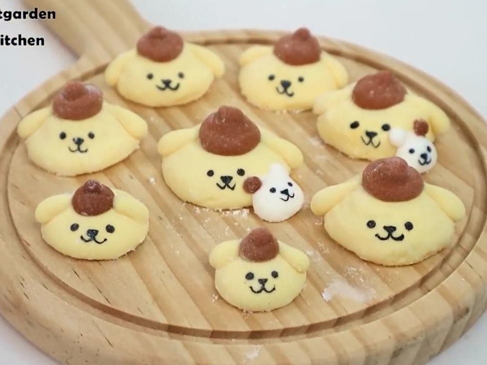 【甜品食譜】肥嘟嘟軟綿綿 布甸狗棉花糖