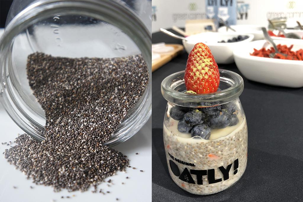 奇亞籽高鈣高纖可減磅 4大營養素+純素食譜