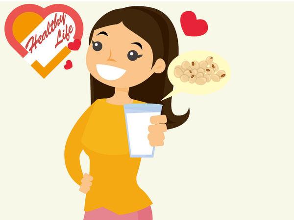 助減肥增記憶力 飲豆漿好處多