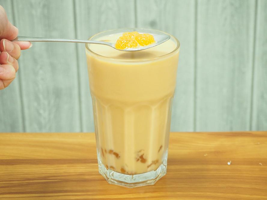 夏日消暑飲品 4步自製珍珠奶茶