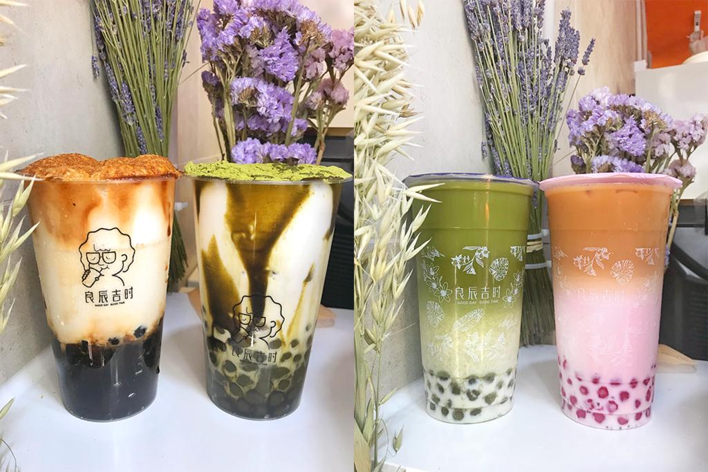 台灣茶飲店進駐荃灣 4款煙韌珍珠任你選