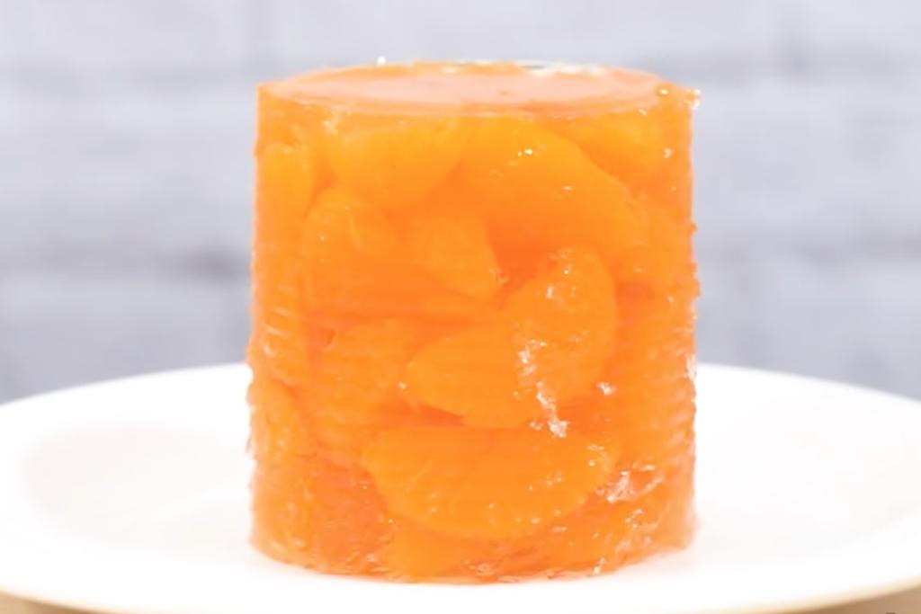 簡單4步完成!自製日本便利店夏日水果果凍