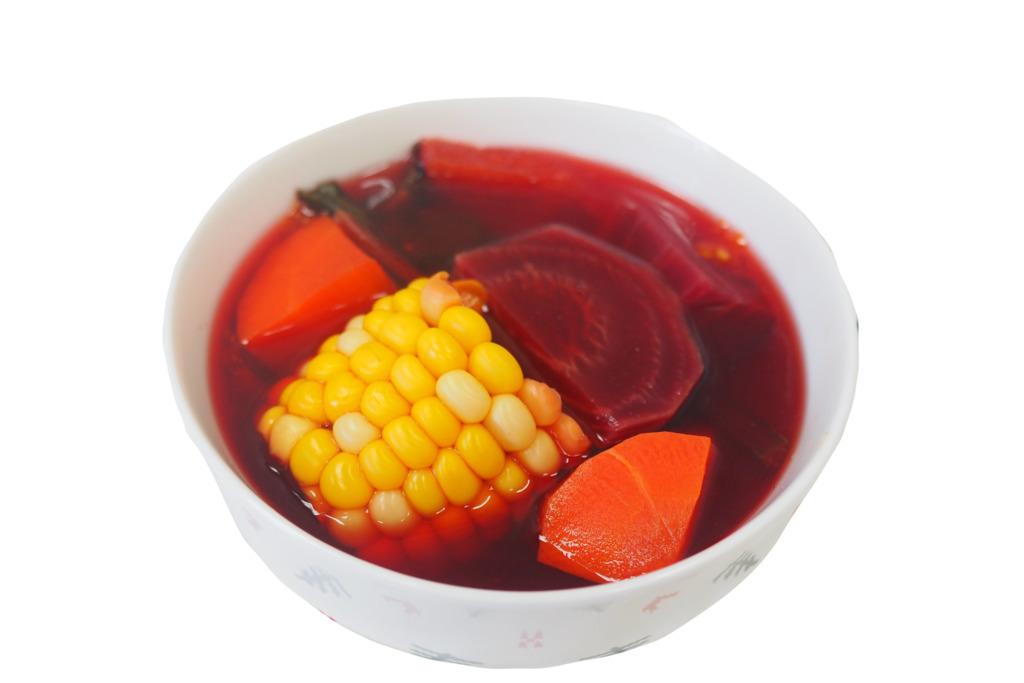 【減肥湯水】排毒美顏去水腫 健康紅菜頭素湯