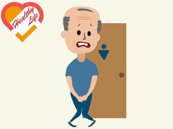 年紀大荷爾蒙失調 長者易尿頻