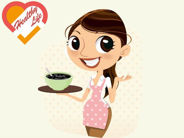 吃黑色食物 補血抗衰老