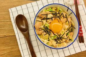 懶人廚房食譜 簡易日式親子丼