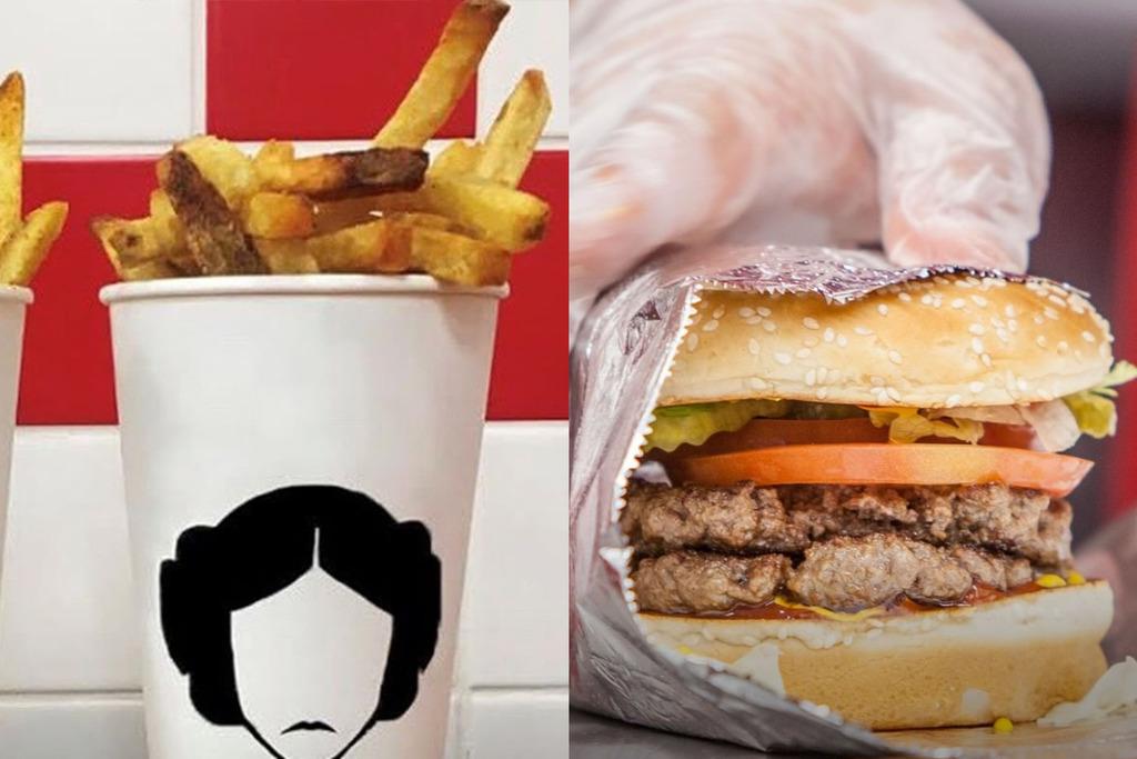 【灣仔美食】香港都食到!美國人氣漢堡店Five Guys灣仔開分店