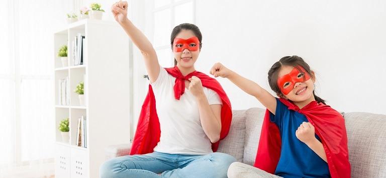 不用「電子奶嘴」安撫孩子 選對遊戲激發孩子學習動力