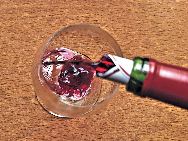 日飲175毫升紅酒 減癡呆中風風險