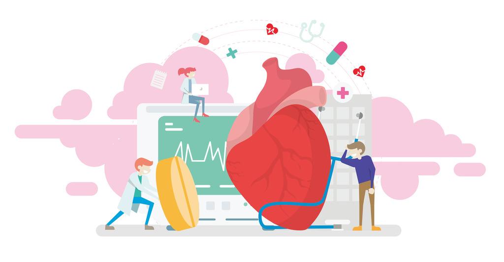 「藥物飲食雙管齊下 嚴控膽固醇與血壓」