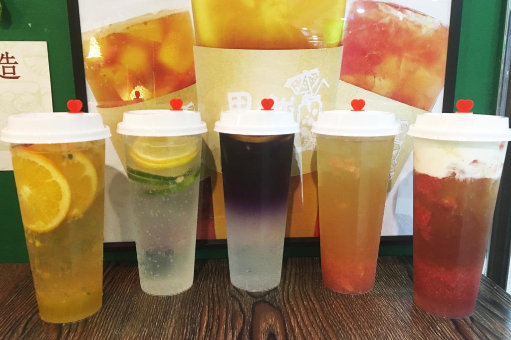 【旺角美食】新張期間全店9折  旺角新開天然果茶店