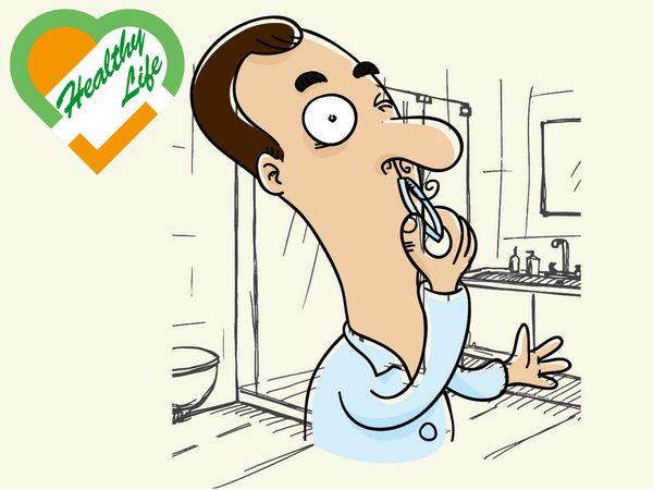 過度剪拔鼻毛 傷黏膜爆炎症