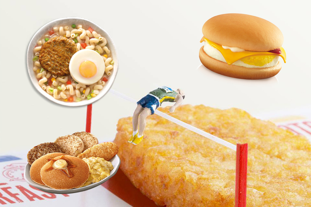【健康減肥】12款早餐+6款飲品大比拼 一次睇勻麥當勞早餐熱量