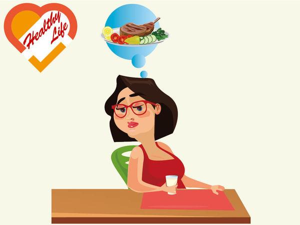 食「代餐」減肥 體重易反彈