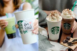 【健康減肥】Starbucks10款飲品卡路里大比拼 邊款最低卡?