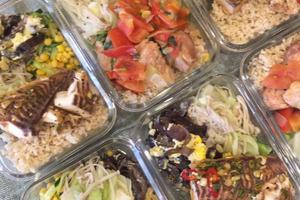【減肥食譜】不用捱餓減肥瘦身!1小時完成一星期午餐減磅飯盒餐單