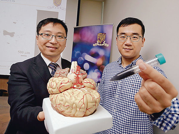 納米機械人識變形 除血栓治中風