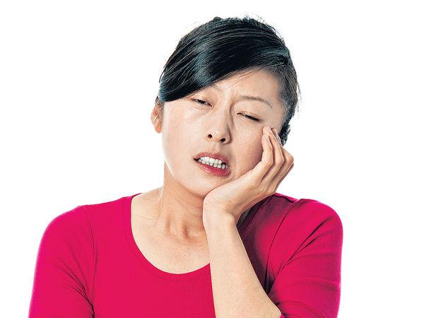 中年女性需預防三叉神經痛