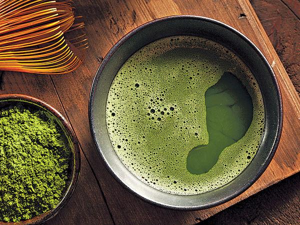 抹茶萃取物 或可抑制癌細胞