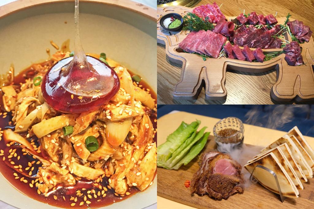 【尖沙咀晚餐】尖沙咀聚會之選! 3間特色餐廳歎勻中西日式菜 生蠔/和牛燒肉/麻辣川菜