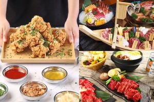 【抵食放題】聚會好去處! 油尖旺區4間放題店任食和牛燒肉/炸雞/韓燒/泰式火鍋