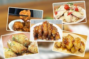 【雞翼食譜】20款煎焗煮炸炆雞翼大集合!無骨雞翼/牛油雞翼/可樂雞翼