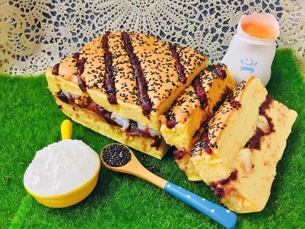 台灣古早味蛋糕;古早味蛋糕;朵玫絲甜點森林