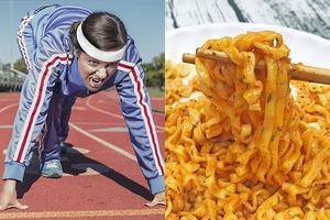【健康減肥】7款零食圖解熱量!做幾多運動先可以消耗100卡路里?