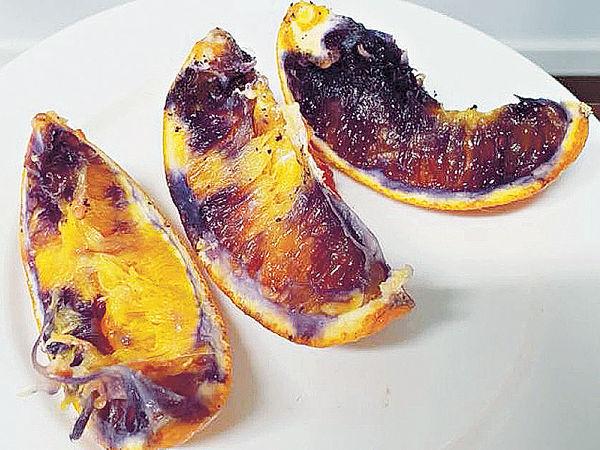 澳洲現「變色橙」 衞生部︰可食用