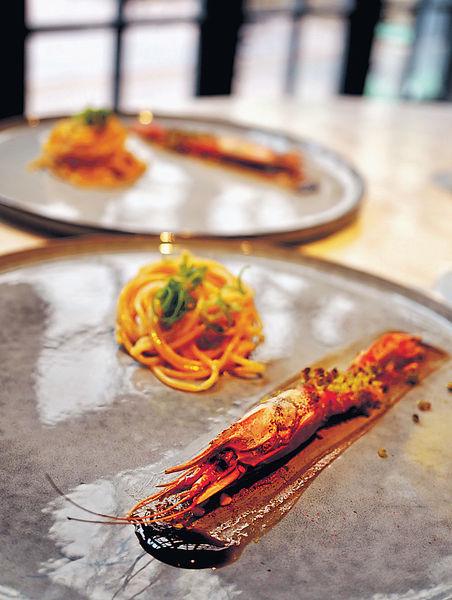 鮮甜西班牙紅蝦Brunch