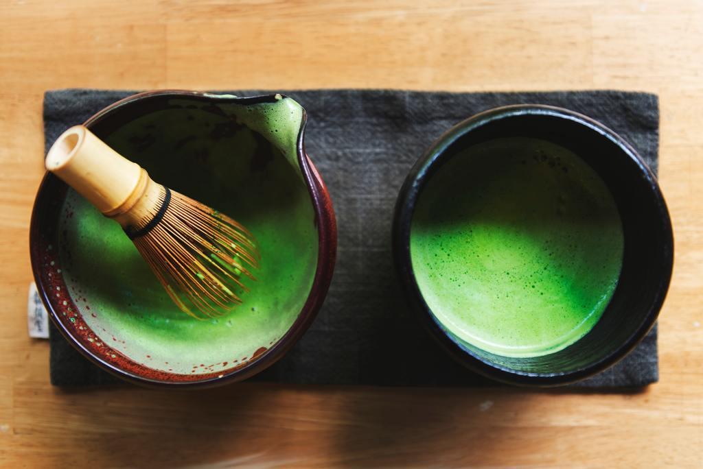 【抹茶VS綠茶】抹茶控唔好再搞鍺!抹茶綠茶大不同