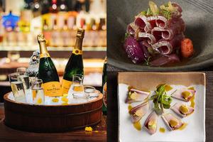 【中環自助餐】日本餐廳週六Night Brunch自助餐 歎香檳清酒+20款精緻美食