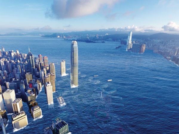 致命1℃升過臨界點 地球暖化將不可逆轉