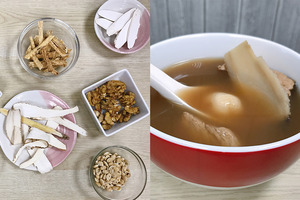 【鼻敏感湯水】中醫推介10款食材治療鼻敏感 3款食療舒緩症狀