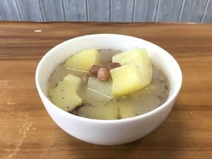 【湯水食譜】美白豐胸女士最愛  青木瓜花生魚尾湯
