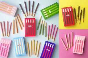 【日本手信】日本東京大熱手信限定登場 6種口味迷你Pocky百力滋