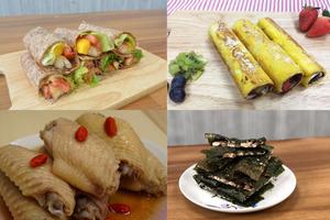 【野餐食譜】秋天野餐好介紹! 4款簡單易上手野餐小食