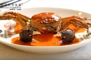 【拆蟹教學】啖啖蟹膏蟹肉!簡單七個步驟教你拆開大閘蟹