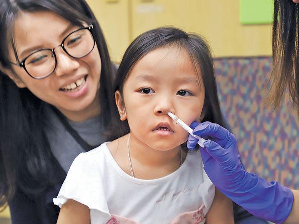 家長憂有副作用 4成兒童從未接種疫苗