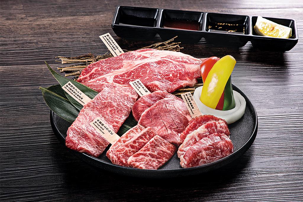 日本人氣燒肉店 牛繁